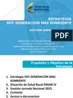 Minister Generacion Mas Sonriente