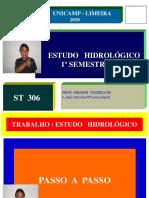 Método Racional e I-pai-wu 2010