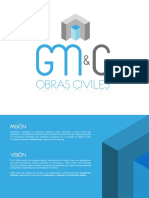 Portafolio GM y C