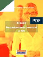 Departamento Pessoal - E-book