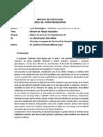 PROGRAMA RELACIONES DE PAREJAS SALUDABLES
