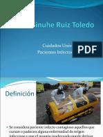 Cuidados Universales para Pxs Infectocontagiosos.ppt