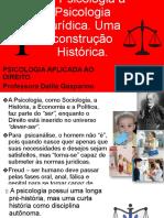 Da Psicologia à Psicologia Jurídica.pptx