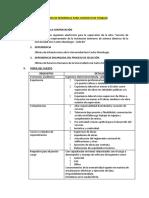 TDR INSTALACIONES ELECTRICAS