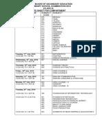 Date Sheet X-2018-c (Final)