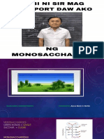 Mono Sac Cha Ride