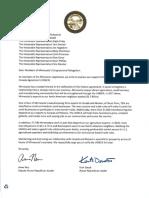 Minnesota USMCA Letter