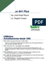 Presentacion 841 Plus (Español)