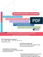 Comunicaciones Antes de Finales 2016-1 LIM-AQP-CIX Inicio Marzo