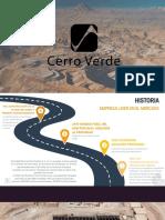 Cerro Verde Historia