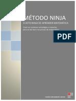 Método Ninja da Matemática