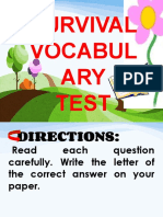 SURVIVAL VOCABULARY TEST.pdf