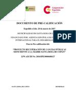 Documento de Precalificacion 20-03-2017