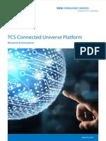 TCS Connected Universe Platform_060918