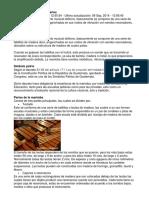 Clases y Tipos de Marimbas