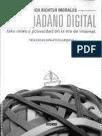 Ulrich Richter Morales - El Ciudadano Digital_ Fake News y Posverdad en La Era de Internet-OCEANO (2018)