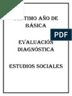 Evaluaciones de Estudios Sociales