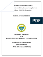 me syllabus DSU