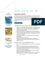 AVIarts Ltd _ Desarrollando Su Presencia Digital