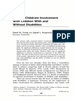 Fathers' Childcare Involvement
