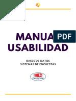 Manual de usabilidad para bases de datos cPanel