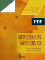 Estudo de caso educação- metodologias para o ensino