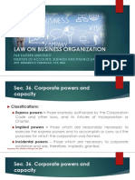 Title IV - Powers of Corporations (Sec 36-45)