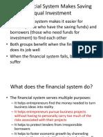 Ch20 Financial System
