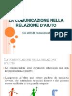6. Gli Stili Comunicativi