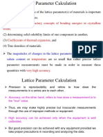 Lectut MTN-307 PDF Presentation XRD 11 LP Calculations G4yPXrO