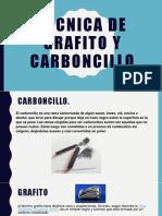 Técnica de Grafito y Carboncillo