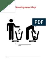 The Development Gap