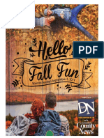 Fall Fun Guide (2019)