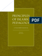 Book Principles of Islamic Pedagogy