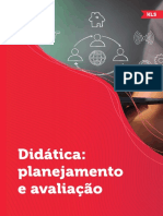 Didaticas de Planejamento e Avaliação