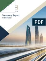 GIC Insights 2018 Summary Report October 2018