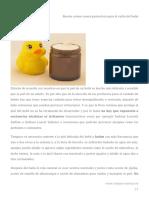 Receta Crema Casera Protectora Para El Culito Del Bebé