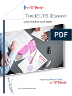 Crack the IELTS Essays @IELTSlesson