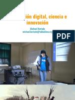 FabLabs, Ciencia e Innovación