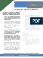 FT-001 Emulsiones Cationicas de Rompimiento Lento Medio e Impregnación