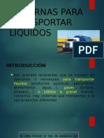 CISTERNAS PARA TRANSPORTAR LÍQUIDOS.pptx
