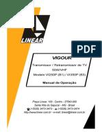 Transmissor Linear Hitachi Operacao VI250P VI350P