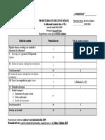 Proiect Didactic de Lungă Durată Informatică Cl.vii Repartizarea Orelor Alexeevca