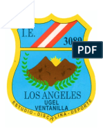 escudo del 3089 los angeles