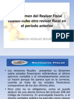 Diapositivas Revisoria Fiscal-Informes