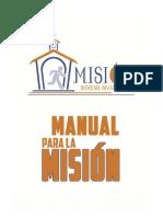 Manual Para La Misión