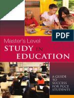Neil Denby, Robert Butroyd, Helen Swift, Jayne Price, Jonathan Glazzard - Masters Level Study in Education_ A Guide to Success-Open University Press (2008).pdf