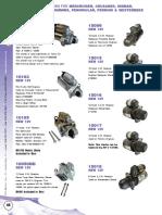 Diesel Starter Motors