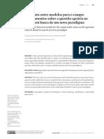 Disputa entre modelos para o campo apontamentos sobre a questão agrária no Brasil  em busca de um no paradigma.pdf