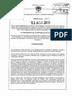 REGIMEN SIMPLE DE TRIBUTACION DECRETO REGLAMNETARIO 1468 AGOSTO.pdf